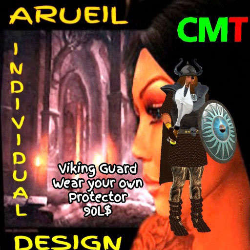Viking Guard Wear your own Protector