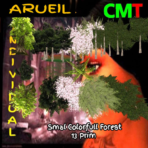Smal Colorfull Forest